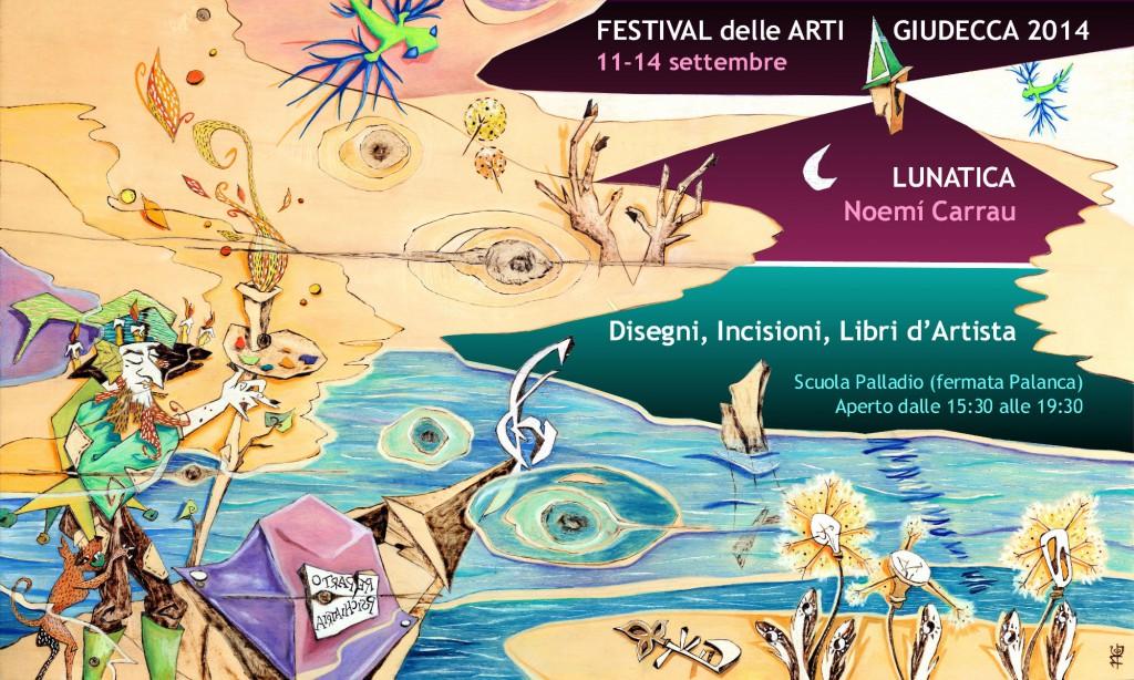 art exhibition giudecca
