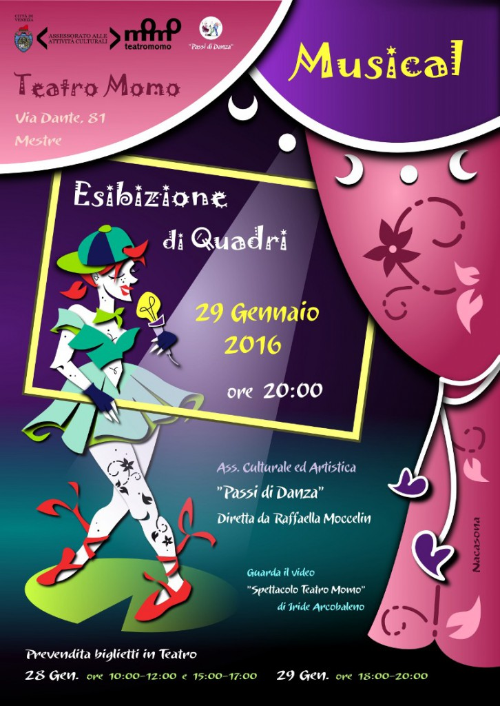 flyer-musical-show-dance-theater-venice